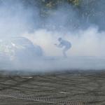 【東京オートサロン2018】ケン・ブロックがデモラン&トークショーに登場!普段乗っているクルマもカスタムしているの? - CIMG9435
