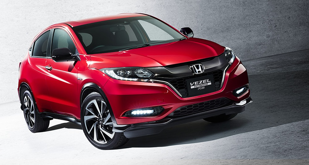 中国市場で好調のホンダ、2018年に「ヴェゼル」ベースの新型EVを投入 | HONDA_VEZEL | clicccar.com(クリッカー)