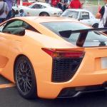 【東京オートサロン2018】トヨタが出展する「GRスーパースポーツコンセプト」は2020年に市販前提の超高性能PHV? - Lexus_LFA