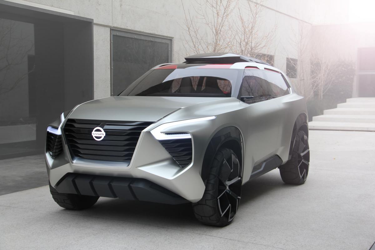 【デトロイトショー2018】日産のコンセプトカーは4+2座席のデイリーSUV | Nissan Xmotion ...
