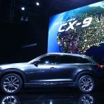 【新車】米国環境保護庁が発表した企業平均燃費値で、マツダが5年連続で総合1位を獲得 - Mazda @LA Auto Show