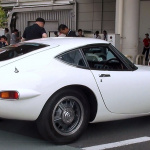 【東京オートサロン2018】トヨタが出展する「GRスーパースポーツコンセプト」は2020年に市販前提の超高性能PHV? - TOYOTA_2000GT