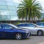 トヨタ、米・カリフォルニア州でのFCV販売台数が3,000台を突破。水素供給体制強化へ - TOYOTA_MIRAI_03
