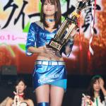 【GOODRIDE日本レースクイーン大賞2017】阿久津真央さんGP獲得で、Pacific Fairiesが史上初のチーム三冠! - b08