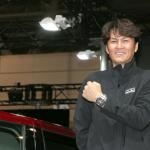 【東京オートサロン2018】会場で見つけた有名人 谷口信輝、東京オートサロン2018を語る編 - c001