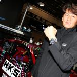 【東京オートサロン2018】会場で見つけた有名人 谷口信輝、東京オートサロン2018を語る編 - c004