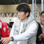 【東京オートサロン2018】会場で見つけた有名人 谷口信輝、東京オートサロン2018を語る編 - c005