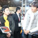 【東京オートサロン2018】会場で見つけた有名人 谷口信輝、東京オートサロン2018を語る編 - c006