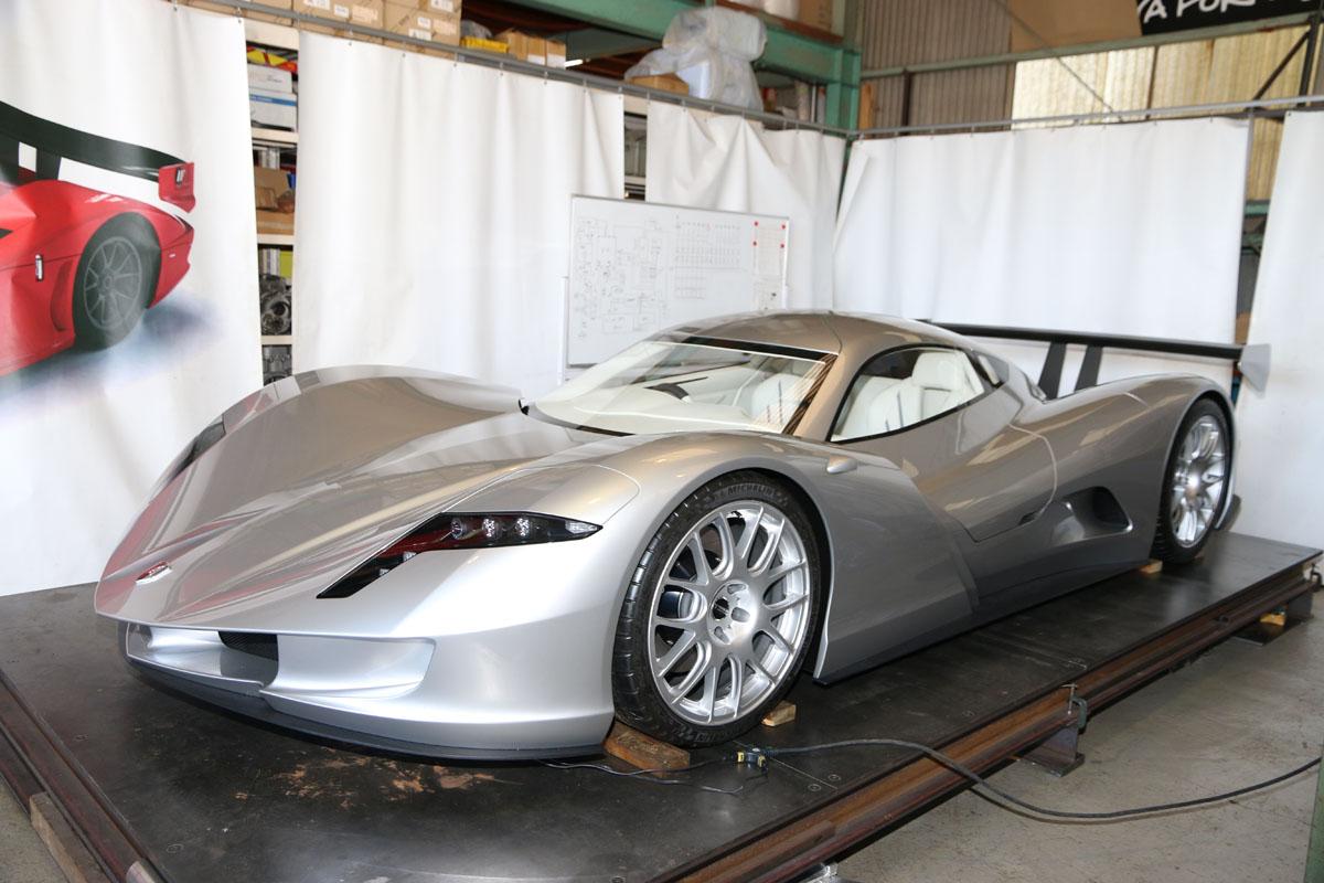 「0-100km/hを1秒921!市販予定の日本発ウルトラEVが大記録を達成。気になる予想価格は?」の2枚目の画像