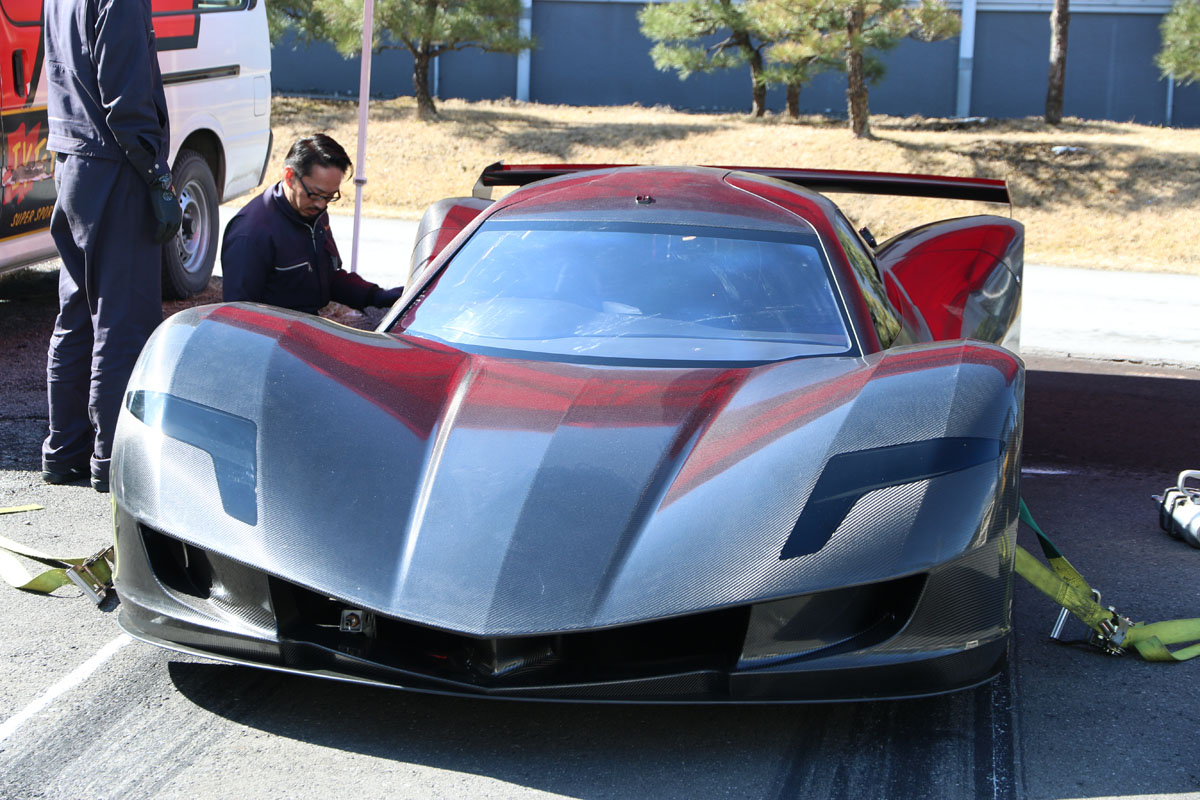 「0-100km/hを1秒921!市販予定の日本発ウルトラEVが大記録を達成。気になる予想価格は?」の3枚目の画像