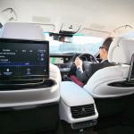 【新型レクサス・LS試乗】最新のテクノロジーと日本の伝統美を融合させた新型LSのインテリア - 002