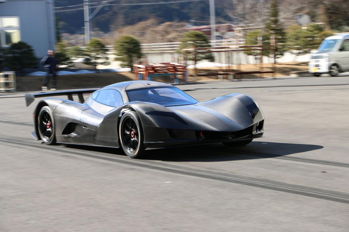 「0-100km/hを1秒921!市販予定の日本発ウルトラEVが大記録を達成。気になる予想価格は?」の4枚目の画像