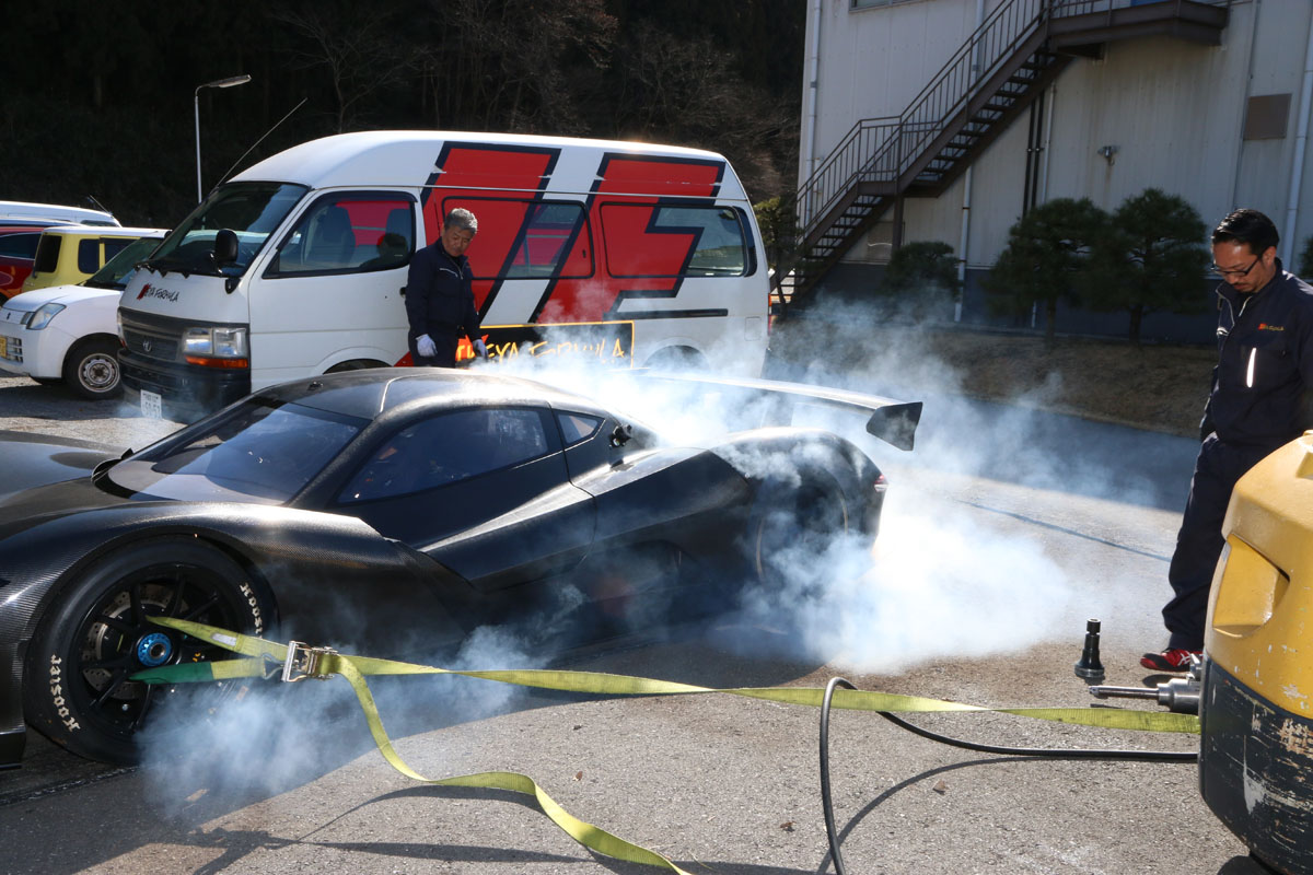 「0-100km/hを1秒921!市販予定の日本発ウルトラEVが大記録を達成。気になる予想価格は?」の5枚目の画像