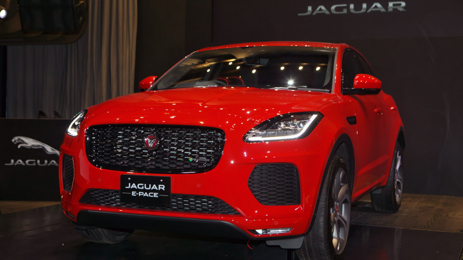 新車 ジャガー e paceは451万円 という戦略価格で日本市場のコア
