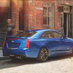 【新車】レーシングモデル直系のキャデラック「ATS-V VECTOR BLUE SPECIAL」が5台限定でデビュー - ATS-V  VECTOR BLUE SPECIAL