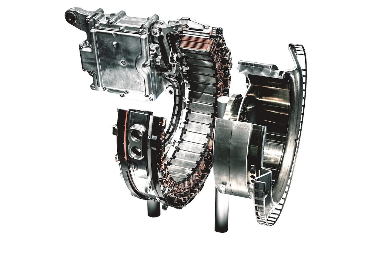 「【新車】ISG、新型直列6気筒エンジン、電動スーパーチャージャーを搭載したメルセデス・ベンツ S 450が発表」の5枚目の画像