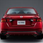 【ニューヨーク国際自動車ショー2018】新型・日産 アルティマ(日本名ティアナ)が世界デビュー - 2019-Nissan-Altima-Photo-12-1200x800