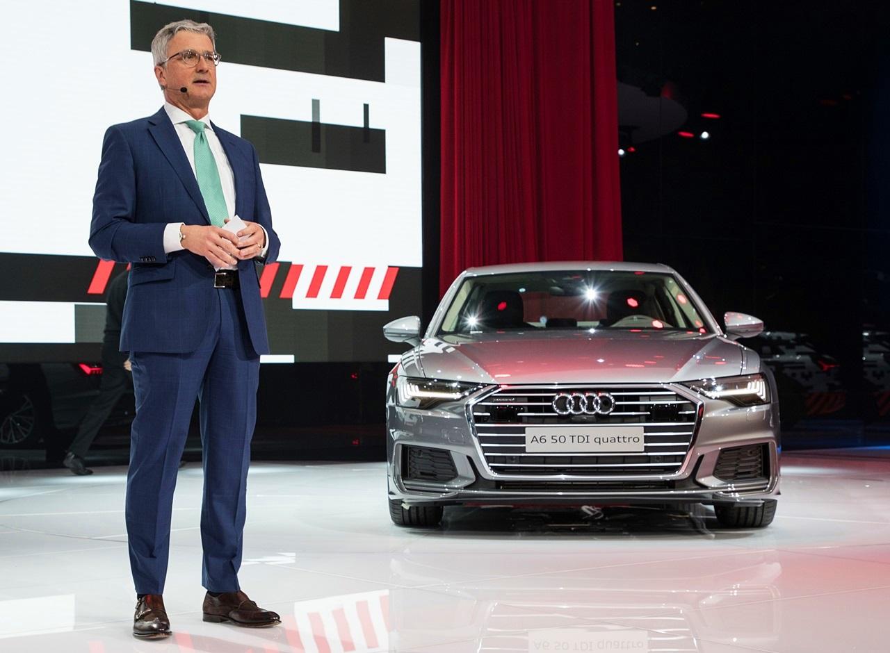 「【ジュネーブモーターショー2018】Nvidia製AIチップが新型「Audi A6」のレベル3自動運転を可能に」の2枚目の画像