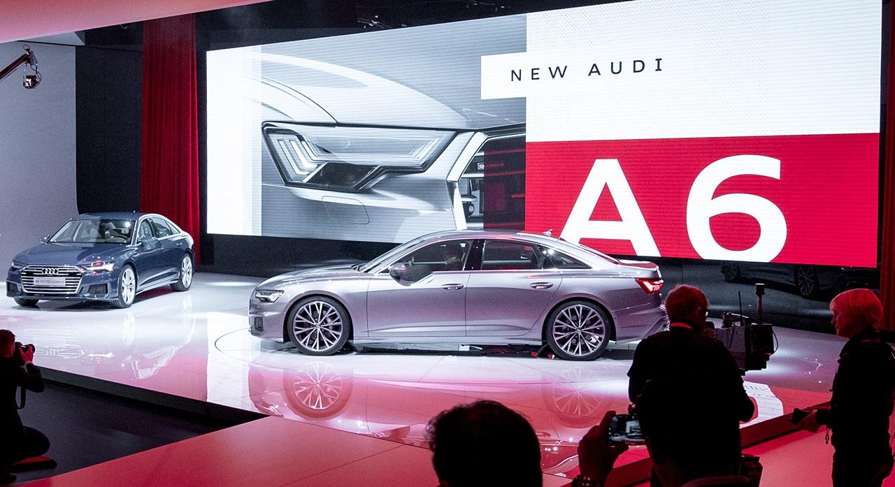 「【ジュネーブモーターショー2018】Nvidia製AIチップが新型「Audi A6」のレベル3自動運転を可能に」の3枚目の画像