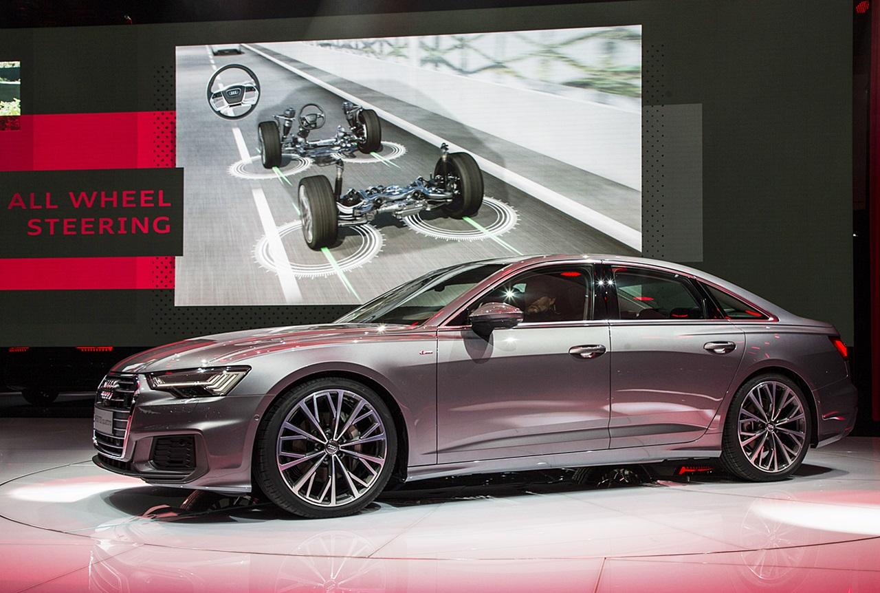 「【ジュネーブモーターショー2018】Nvidia製AIチップが新型「Audi A6」のレベル3自動運転を可能に」の4枚目の画像