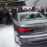 【ジュネーブモーターショー2018】Nvidia製AIチップが新型「Audi A6」のレベル3自動運転を可能に - Audi_A6_Sedan