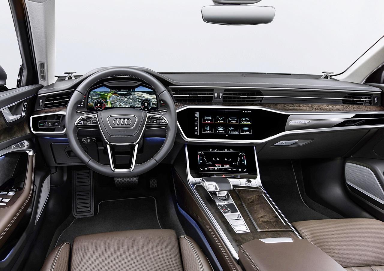「【ジュネーブモーターショー2018】Nvidia製AIチップが新型「Audi A6」のレベル3自動運転を可能に」の7枚目の画像