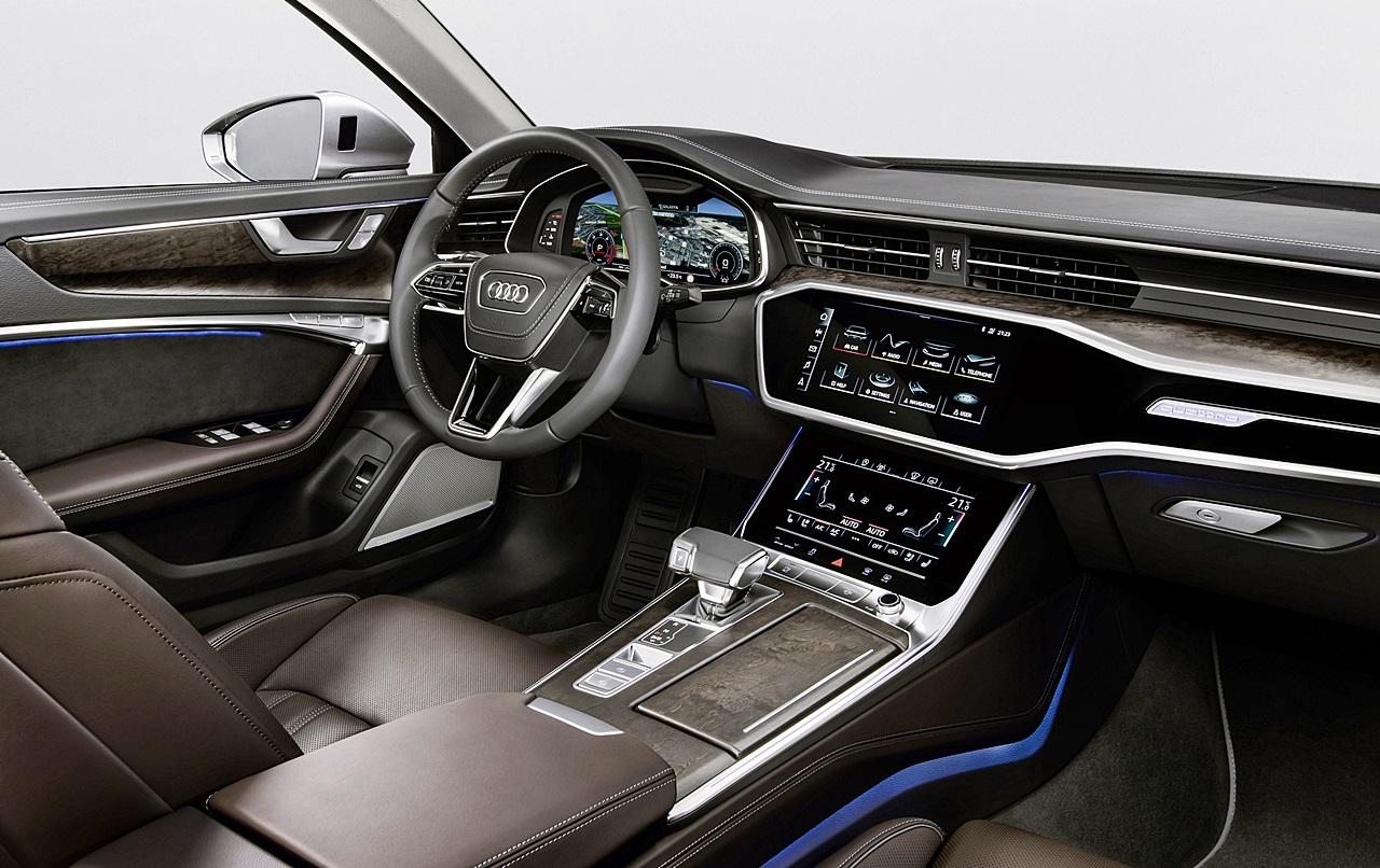 「【ジュネーブモーターショー2018】Nvidia製AIチップが新型「Audi A6」のレベル3自動運転を可能に」の8枚目の画像