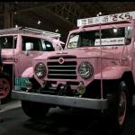 ピンクのクラウンならぬピンクのランクルが昭和35年にアメリカ大陸を縦断。アラスカからチリまで、夢を乗せて走った - IMG_20180304_142031