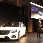 「【新車】ISG、新型直列6気筒エンジン、電動スーパーチャージャーを搭載したメルセデス・ベンツ S 450が発表」の13枚目の画像ギャラリーへのリンク