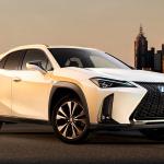 【ジュネーブモーターショー2018】今冬発売予定のレクサス「UX」は都会派のコンパクト・クロスオーバーモデル - Lexus_UX