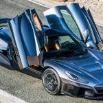 【ジュネーブモーターショー2018】 「リマック(Rimac)」が自動運転機能搭載のスーパーEVスポーツを発表 - Rimac_ C_Two