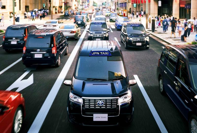 トヨタが「待たずに乗れる」タクシー配車システムを開発。年内に実用化へ