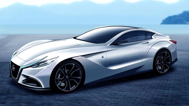日産・フェアレディZ次期型は、メルセデス・ベンツとの強力タッグで2019年登場?   clicccar.com(クリッカー)