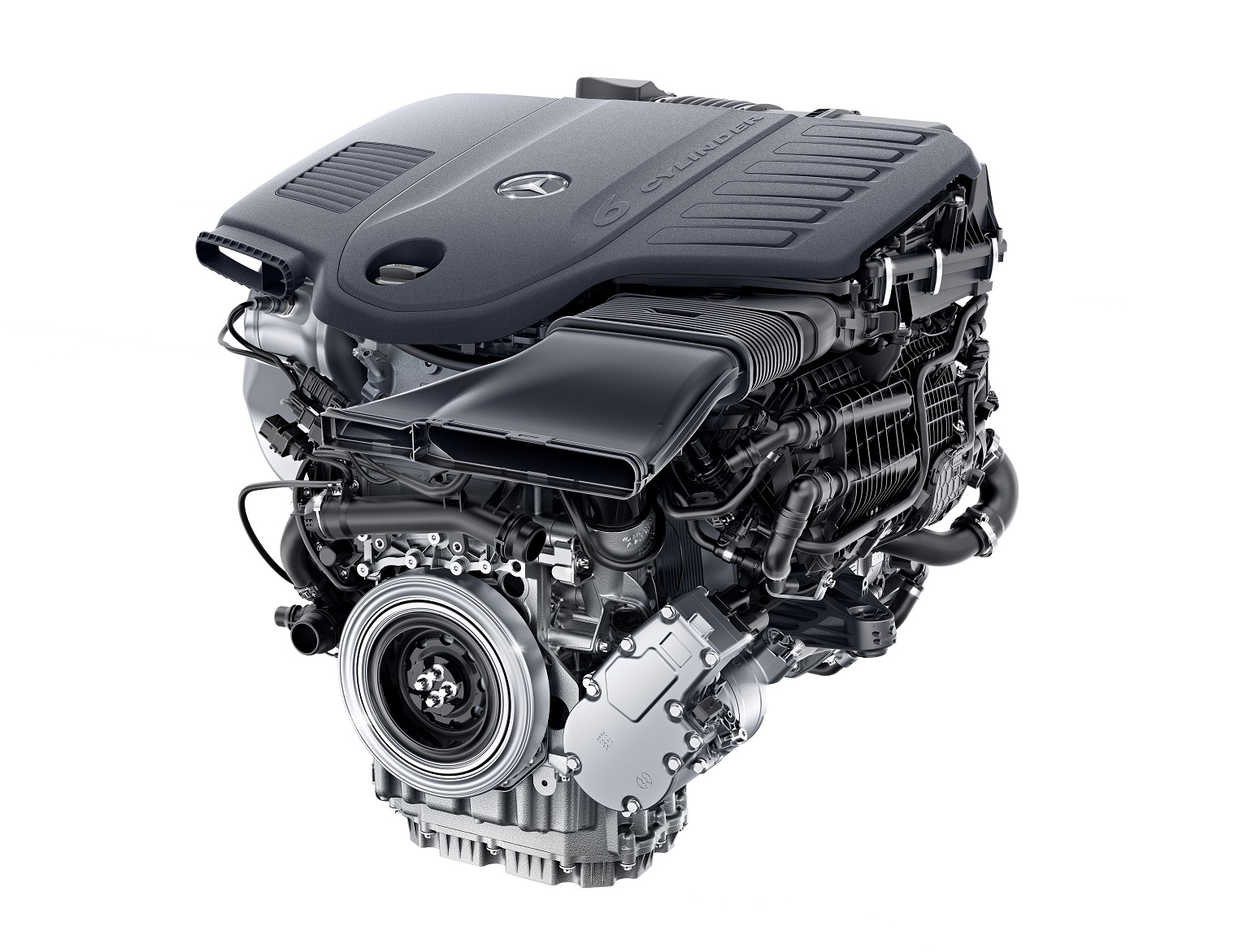 「【新車】ISG、新型直列6気筒エンジン、電動スーパーチャージャーを搭載したメルセデス・ベンツ S 450が発表」の11枚目の画像