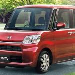 2017年度の新車市場で「軽自動車」が9年ぶりに販売台数首位を獲得!トップは「ホンダ・N-BOX」 - DAIHATSU_TANTO
