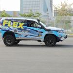 哀川翔、今年も世界を駆ける! チームFLEX SHOW AIKAWA Racing 2018年参戦発表 - IMG_4258
