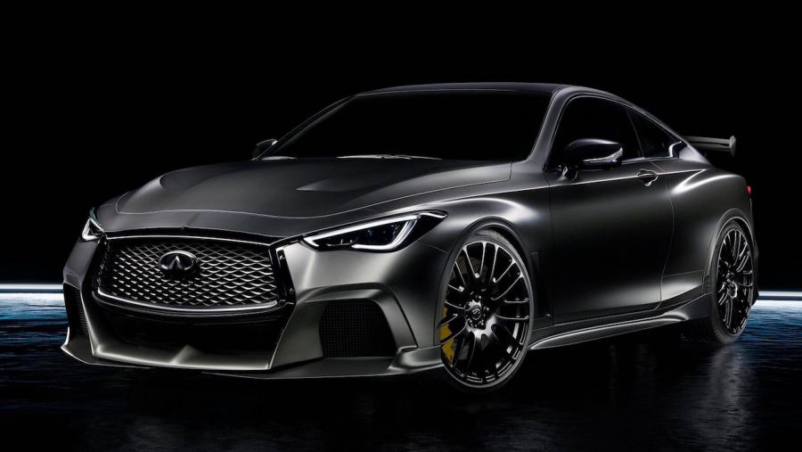 New Infiniti G35 Coupe >> 2020年市販化か!? インフィニティ Q60ブラックS改良型が10月公開の噂 | clicccar.com(クリッカー)