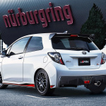 トヨタがモータースポーツからの知見を注ぎ込んだ「ヴィッツGRMN」(150台限定)を受注開始!5月13日まで。 - TOYOTA_Vitz_GRMN