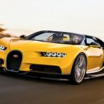 ブガッティ、今度は世界最速ロードスターを計画中か!? - Spy-Photo