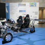 【人とくるまのテクノロジー展2018】日本発!空飛ぶクルマの骨格が展示されていた - cartivator0100