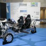 【人とくるまのテクノロジー展2018】日本発!空飛ぶクルマの骨格が展示されていた - cartivator0101