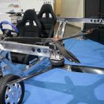【人とくるまのテクノロジー展2018】日本発!空飛ぶクルマの骨格が展示されていた - cartivator0106