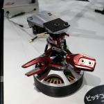 【人とくるまのテクノロジー展2018】日本発!空飛ぶクルマの骨格が展示されていた - cartivator0109