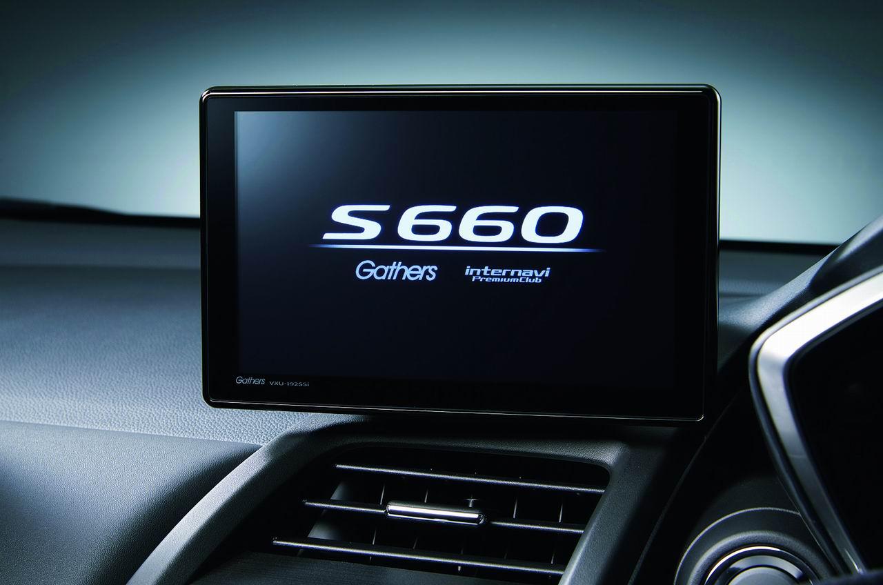 「ホンダ・S660に、7インチナビや電子ルームミラーのオプションが新設定」の7枚目の画像