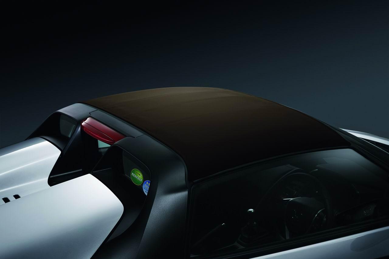 「ホンダ・S660に、7インチナビや電子ルームミラーのオプションが新設定」の2枚目の画像