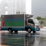 トヨタがミライの技術を使ったFCトラックを開発。セブン-イレブンとの共同プロジェクト開始 - 7-11_toyota_FCtruck9991