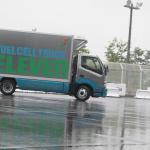 トヨタがミライの技術を使ったFCトラックを開発。セブン-イレブンとの共同プロジェクト開始 - 7-11_toyota_FCtruck9993