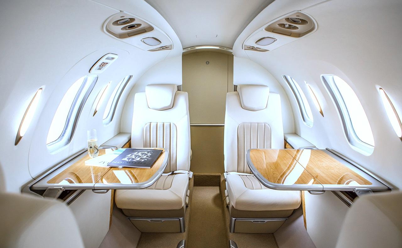 「ホンダが小型ビジネスジェット機「ホンダ ジェット」の国内販売を開始。最新型の「ホンダ ジェット エリート」を導入」の3枚目の画像
