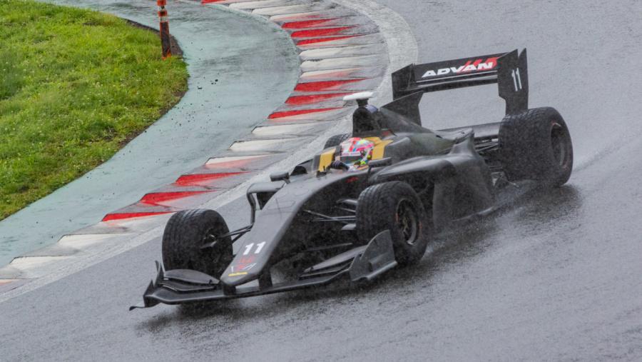 優先順位は 追い抜き 最高速度 ラップタイム super formulaの