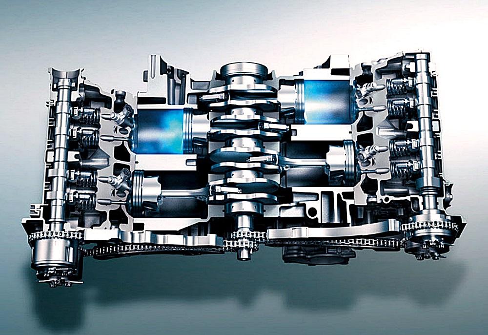 「新型フォレスター「e-BOXER」用エンジンは驚異の排気再循環率で燃費向上」の6枚目の画像